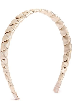Forever 21 Gold-Toned Lace Hairband
