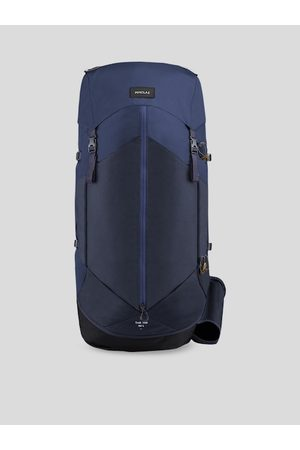 FORCLAZ By Decathlon Men Blue Solid Trekking Backpack