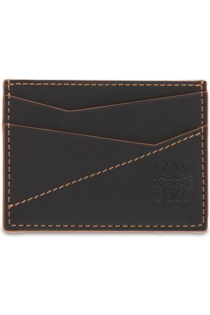 Loewe Puzzle Stitches Leather Card Holder