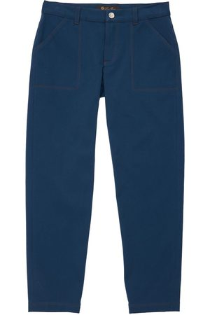 Loro Piana Streth Cotton Pants