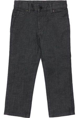 Burberry Cotton Blend Denim Jeans