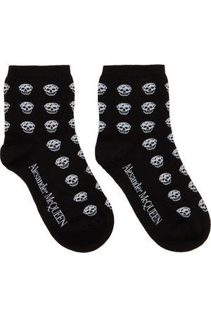 Women Socks - Alexander McQueen Multiskull Socks