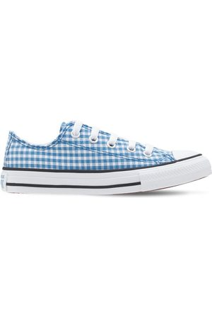 CONVERSE Gingham Chuck Taylor All Star Sneakers