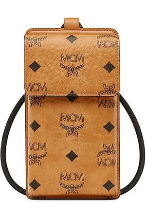 MCM Men Luggage - Monogram Phone Lanyard
