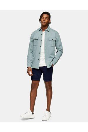 Topman Men Shorts - Skinny chino shorts in