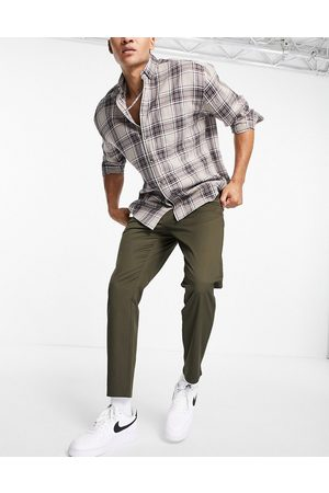 River Island Tapered chinos in