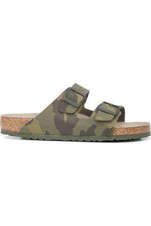 Birkenstock Men Sandals - Arizona Soft Footbed sandals