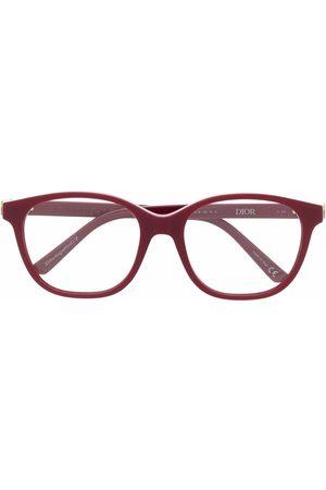 Dior 30 Montagne Minio round-frame glasses
