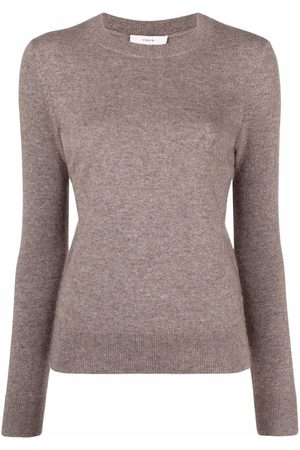 Vince Ribbed-knit long-sleeved sweater