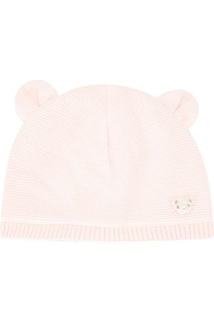 Familiar Hats - Teddy bear knitted hat