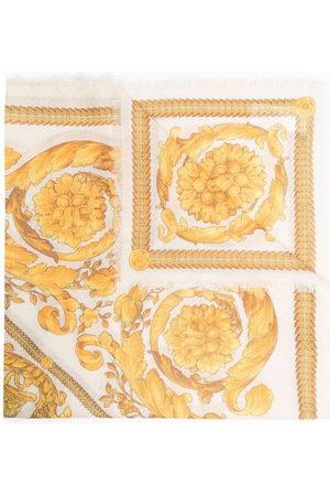 VERSACE Men Scarves - Barocco-print scarf