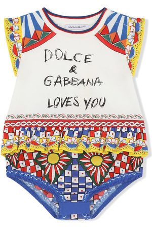 Dolce & Gabbana Rompers - Graphic-print body