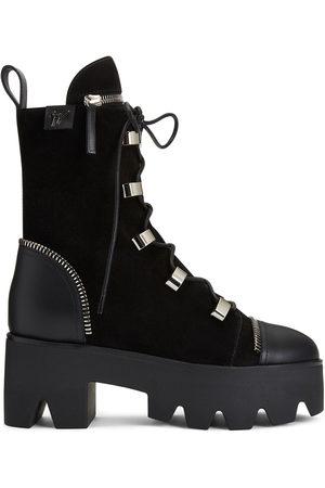 Giuseppe Zanotti Juliett platform hiking boots