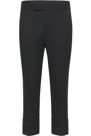 SAPIO Wool Granite Slim Pants