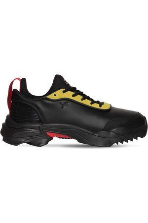 FERRARI STORE Puma Nitefox Gt Leather Sneakers