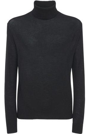 Jil Sander Plus Fine Wool Turtleneck Sweater