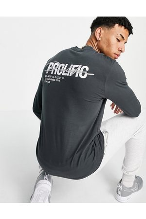 River Island Prolific t-shirt with back print in