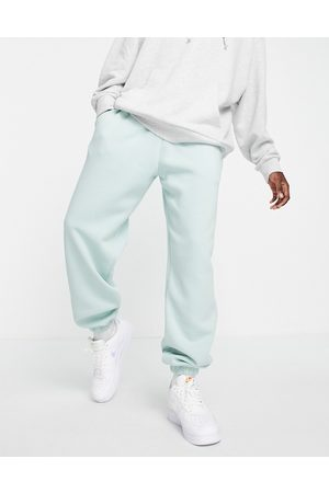River Island Oversized joggers in