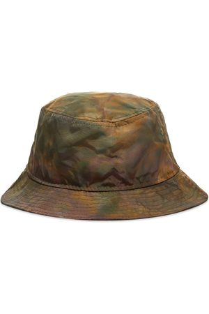 new era Men Hats - Nylon Wash Dyed Bucket Hat
