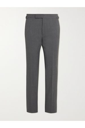 Tom Ford Men Formal Trousers - O'Connor Slim-Fit Wool Suit Trousers