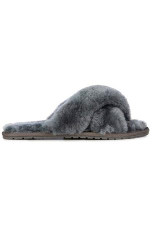 Emu Mayberry Sheepskin Slippers Charcoal W11573