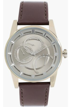 Kenneth Cole Men Water-Resistant Analog Watch - KC50119001MN