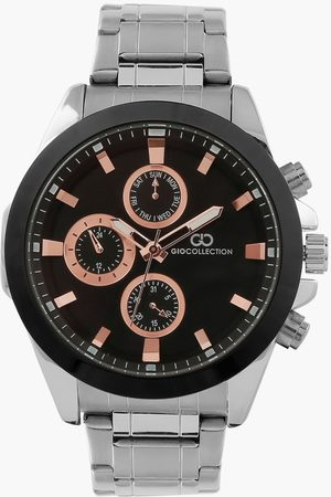 GIO COLLECTION Men Water Resistant Multifunctional Watch- G3008-22