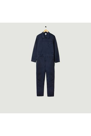 M.C.Overalls Twill dungarees Navy