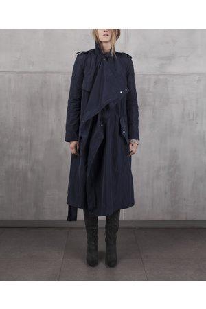 Kristar Design KristarDesign - Ink transeasonal trench coat Anna French