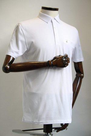 Gabicci Men Polo Shirts - Ladro Button-Down Collar Polo Shirt