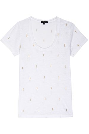 Rails Luna T Shirt - Gold Electric