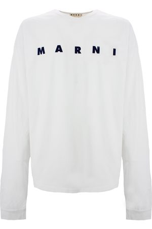 Marni Long Sleeve - LOGO T-SHIRT