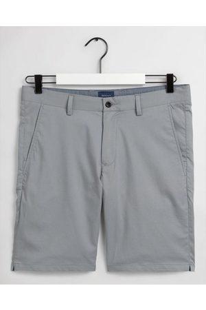 GANT Stone Grey Slim Fit Tech Prep Sports Shorts 20070