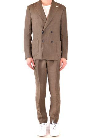 LARDINI Men Suits - Suit in