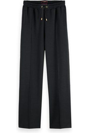 Scotch and Soda Navy Soft Wide Leg Sweatpants