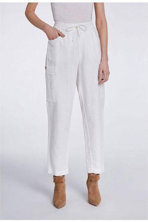 SET Set Casual Linen Trousers