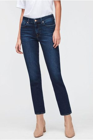 7 For All Mankind Roxanne Ankle Luxe Vintage Charisma