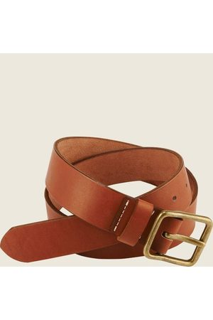 Red Wing Pioneer Belt - Oro Russet Sequoa Leather