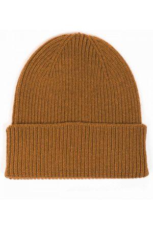 Colorful Standard Merino Wool Beanie Hat - Sahara Camel Colour: Sahara