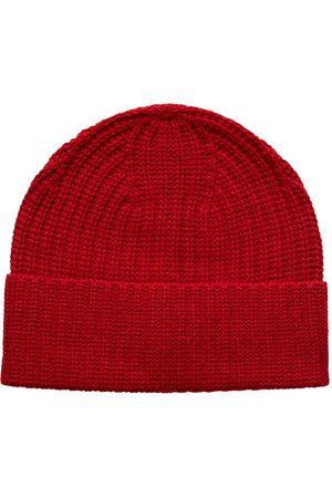 Eton Ribbed Wool & Cashmere Blend Beanie A0003216958