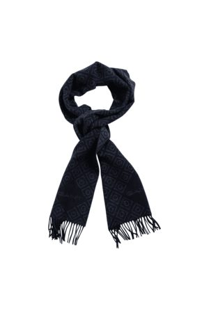 GANT Men Scarves - Icon Logo Wool Scarf - Mens - Multi