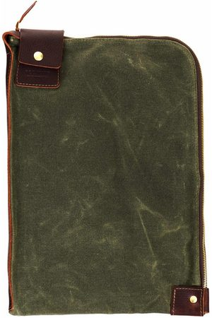 Red Wing 95064 Large Wacouta Gear Pouch - Olive WC-Briar Oil Slick Col