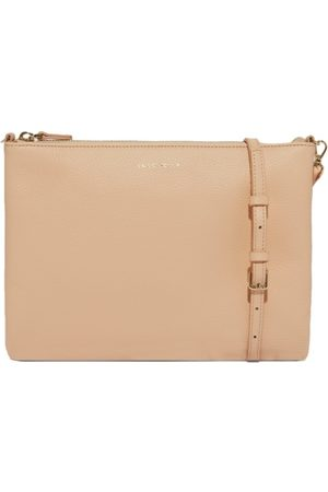 Coccinelle New Best Crossbody Soft - Nude