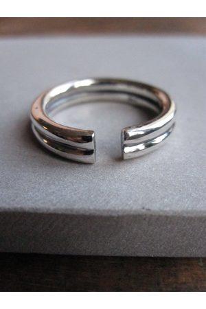 Collard Manson Rings - 925 open ring