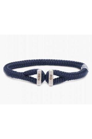 pig & hen Icy Ike Bracelet in Navy /