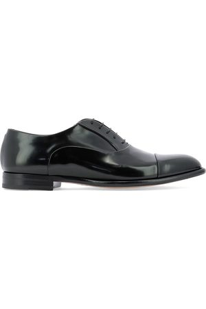 Fabi Men Footwear - MEN'S FU7890CITYNERO LEATHER LACE-UP SHOES