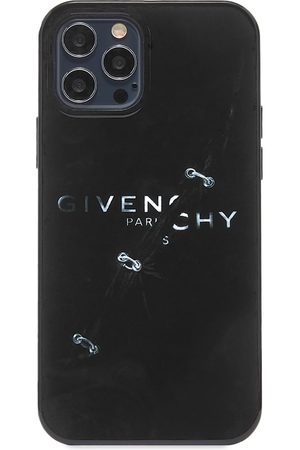 Givenchy Men Phone Cases - Marble Iphone XII Case