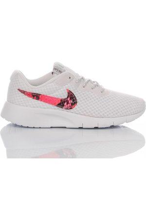 Nike WOMEN'S RUNWHITESNAKE1818 FABRIC SNEAKERS