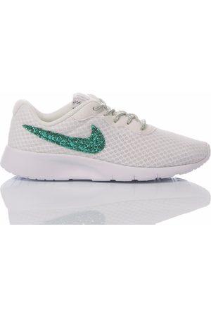 Nike WOMEN'S RUNGLITTERTIFFANY1845 FABRIC SNEAKERS