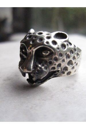 Collard Manson 925 Cheetah Ring